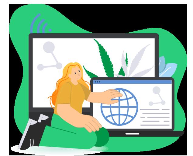 Linkbuilding for Cannabis