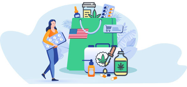TOP-10 Biggest Dispensaries in the USA in 2021