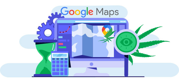 How to Rank Your Dispensary Higher on Google Maps?